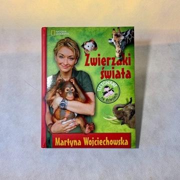 Zwierzaki świata. Martyna Wojciechowska.
