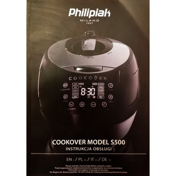 Philipiak  Cookover