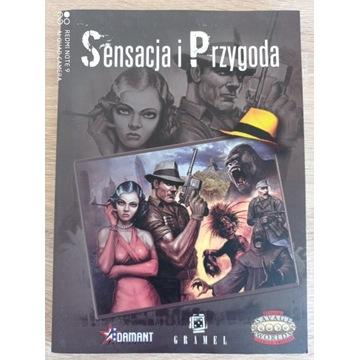 Savage Worlds: Sensacja i Przygoda