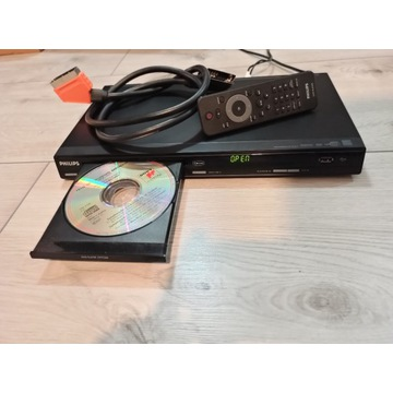 DVD Philips DVP 3260/12 DVD, DivX, MP3, USB PILOT