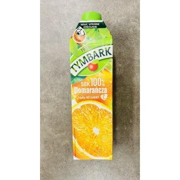 Sok pomarańczowy Tymbark 1l
