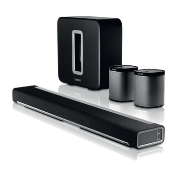 kino domowe SONOS Playbar + Sub + Play:1