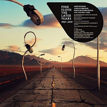 PINK FLOYD: THE LATER YEARS 1987-2019 Lim. Ed. BOX
