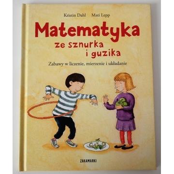 Matematyka ze sznurka i guzika, ZAKAMARKI