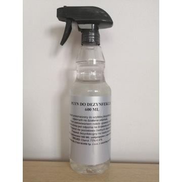 Płyn do dezynfekcji 600 ml