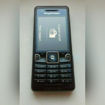 Sony Ericsson c510 zadbany z wadą