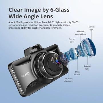 Kamerka samochodowa 64GB *HIT SPRZEDAŻOWY*