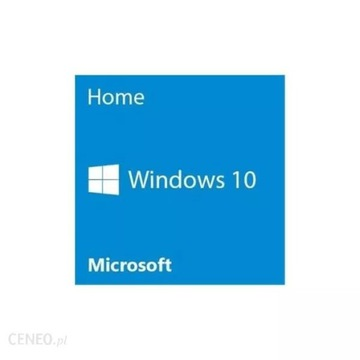 Windows 10 Home KLUCZ AKTYWACYJNY