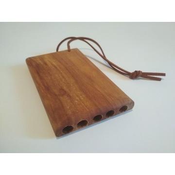 Fletnia z Jorvik drewniany instrument wikingowie