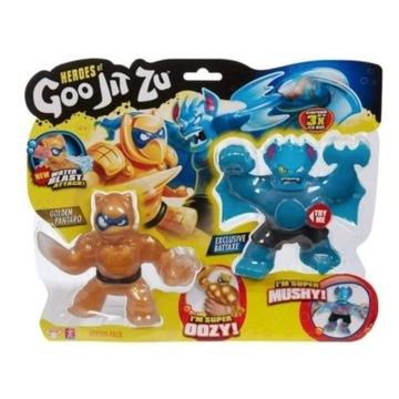 Figurka Pantaro vs Bat dwupak S2 Goo Jit Zu- Nowy