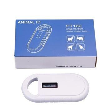 Czytnik mikroczipów ANIMAL ID PT 160