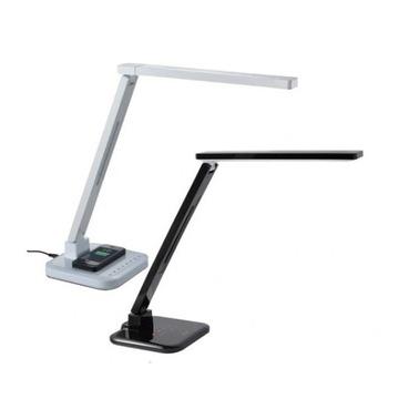 Lampka LED z ładowarką USB i Bezprzewodową 11W