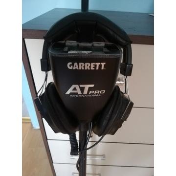 Garrett AT Pro wykrywacz plus słuchawki