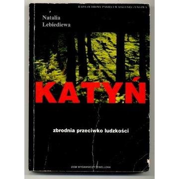 Katyń - Lebiediewa 1998 r.