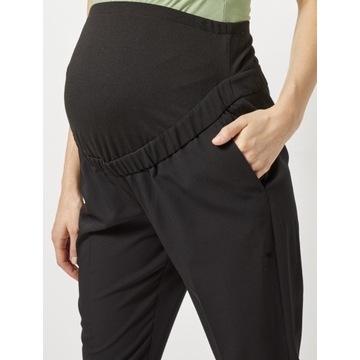 Spodnie materiałowe ciążowe