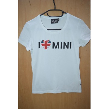 Bluzka koszulka damska I LOVE MINI S