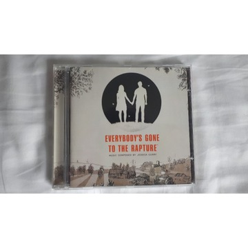 Jessica Curry - Everybody's Gone to the Rapture CD
