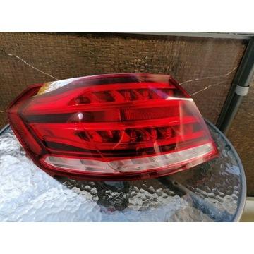 LAMPA MERCEDES W212 LIFT 13-16 SEDAN LED LEWA