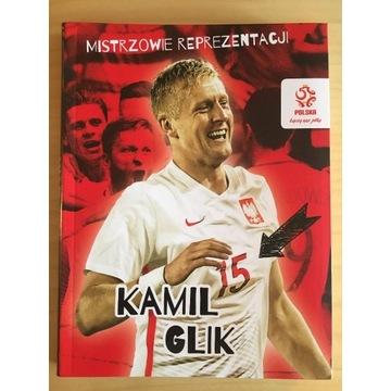 PZPN Mistrzowie Kamil Glik (piłka nożna, futbol)