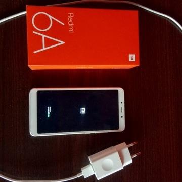 Smartfon Xiaomi Redmi 6a - złoty