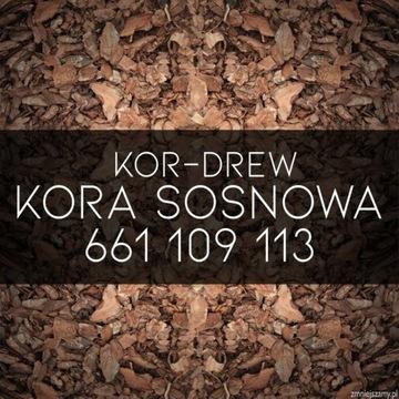Kora Sosnowa 80L Kujawsko Pomorskie  Dowóz Gratis