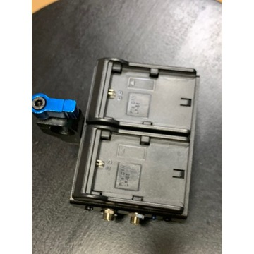 Zasilanie Blackmagic 4K IndiPRO Tool Quad LP-E6