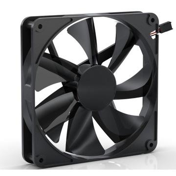 Noiseblocker BlackSilent Pro Fan PK-PS - 140mm