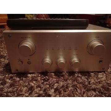Wzmacniacz Sony Ta - f3000 es + pilot