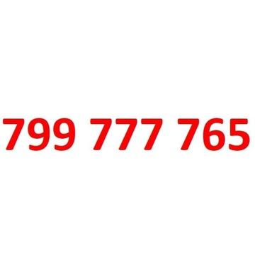 799 777 765 starter play złoty numer 7777 77777