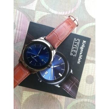 Smartwatch Kruger Matz Style 2 uszkodzony brązowy
