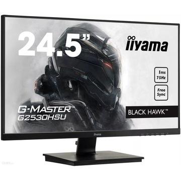 Monitor gamingowy IIYAMA Black Hawk G2530HSU hi t