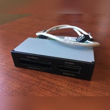 Czytnik kart pamięci USB wewnętrzny 3,5