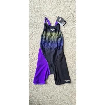 SPEEDO strój pływacki, startowy 13-14 lat