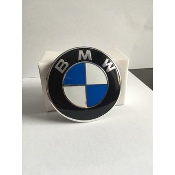 Emblemat znaczek BMW 82mm e46 e90 e 60 e61 e70 e39