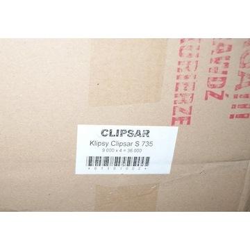 Klipsy do wędlin CLIPSAR S 735
