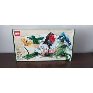 PROMOCJA Lego Ideas 21301 Birds Ptaki USZKODZONE