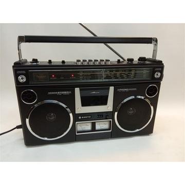 Radiomagnetofon Sanyo M4500LU sprzedam