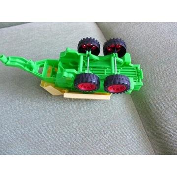 zabawka przyczepa do traktora #zKątaNaKonto