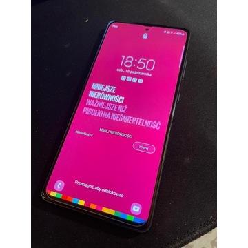 Smartfon Samsung Galaxy S20 FE 256 GB niebieski