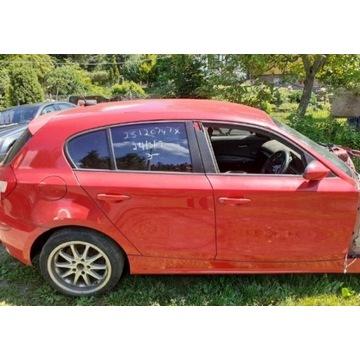 Drzwi BMW 118d, e87 Japanrot. Gotowe do montażu