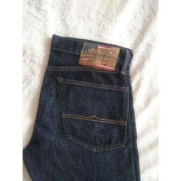 Spodnie jeansowe RALPH LAUREN W34 L32