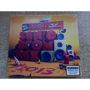 Avicii & Feenixpawl - One Love Sonic Boom Box CD