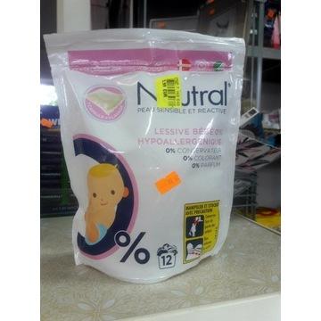Neutral Hipoalergiczne kapsułki do prania.
