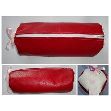 Torebka kuferek do lalki ręcznie robiona