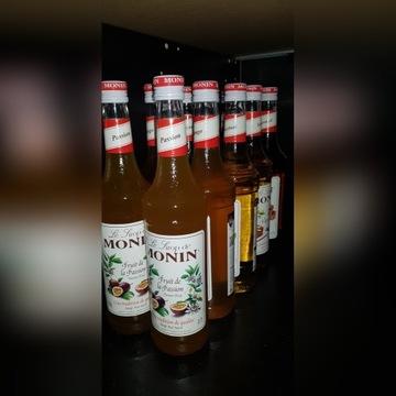 Syropy Monin 0,7l różne smaki