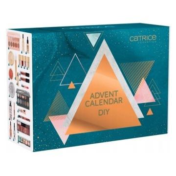 Kalendarz adwentowy Catrice 2020 DIY