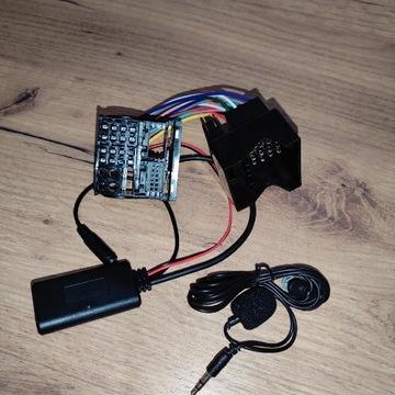 Zestaw głośnomówiący Bluetooth do OPEL + mikrofon