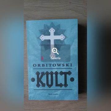 Nowa książka 2019 - Ł. Orbitowski - Kult
