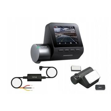 Rejestrator  kamera 70mai A500S + RC06 + UP02 2021