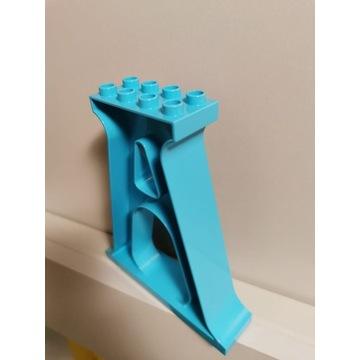 LEGO DUPLO filar, bardzo wysoka podpora mostu 2x4